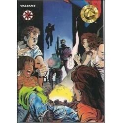 1993 Valiant Era HARBINGER #10 - Card #54