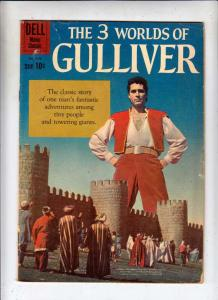 Four Color #1158 (Jul-61) VG/FN Mid-Grade Gulliver