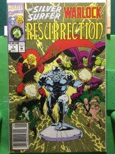 Silver Surfer /Warlock: Resurrection #1