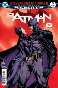 BATMAN #24, NM-, 2nd, Proposal, Catwoman, DC, 2017, more in store