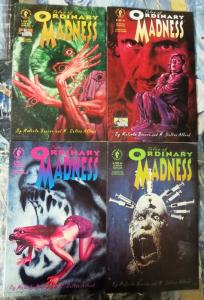 TALES OF ORDINARY MADNESS (1992 DH) 1-4 VF/+