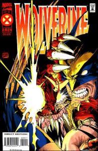 Marvel WOLVERINE (1988 Series) #89 NM