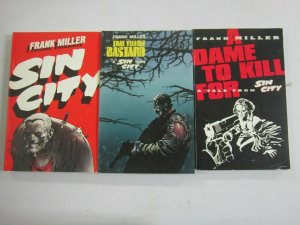 A Dame to Kill for Sin City SCTPB LOT - 6.0 FN