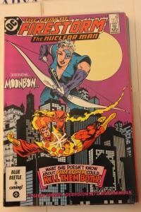 The Fury of Firestorm  48 9-0-vf-nm