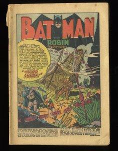 Detective Comics (1937) #147 Coverless Complete!