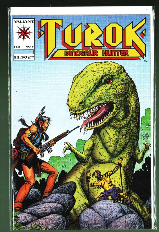 Turok, Dinosaur Hunter #8 (1994)