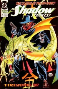 Shadow Strikes!, The #8 VF/NM; DC | save on shipping - details inside