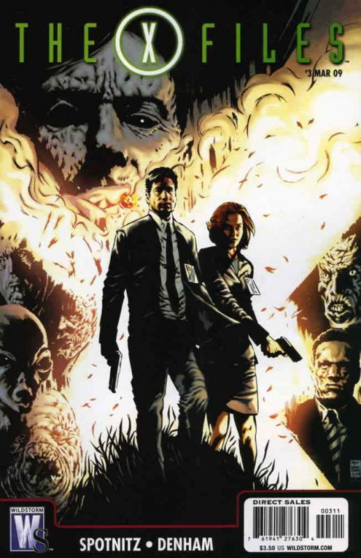 X-Files, The (WildStorm) #3 FN; WildStorm | save on shipping - details inside