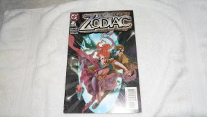 2003 DC COMICS REIGN OF THE ZODIAC # 2