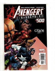 Avengers Disassembled #1 (2006) OF14