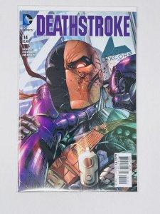 Deathstroke #14 (2016)