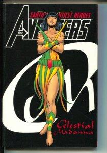Avengers: Celestrial Madonana-Steve Englehart-2002-PB-VG/FN