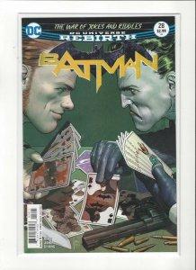Batman #28 DC War of Joke and Riddles DC Comics Unread NM