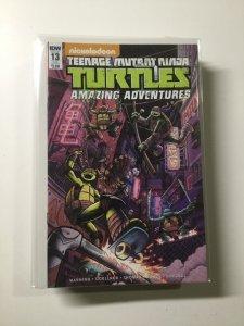 Teenage Mutant Ninja Turtles Amazing Adventures 13 Variant Near Mint IDW HPA