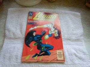 1992 DC COMICS LEGION OF SUPER HEROS # 36