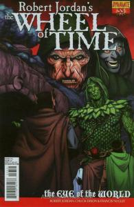 Wheel Of Time (Robert Jordan??), The #33 VF/NM; Dynamite | save on shipping - de
