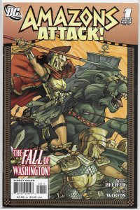 Amazons Attack   #1 of 6 FN/VF