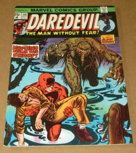 Daredevil #114 VG/FN 1974 Marvel Bronze Age Comic Man-Thing 1st Death Stalker