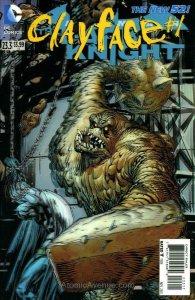 Batman: The Dark Knight (3rd Series) #23.3 VF/NM; DC | save on shipping - detail
