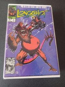 Longshot #5 (1986)