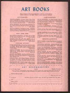 Professional Art Magazine 2/1940-Cartoonis-fashion-Jantzen girl-Thorndike-FN