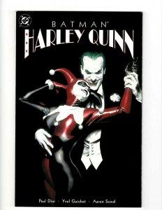 Batman HARLEY QUINN NM 1st Print DC Comic Book Joker Robin Gotham Bane SR1