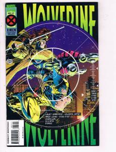 Wolverine #87 VF Marvel Comics Comic Book X Men Gambit Nov 1994 DE24