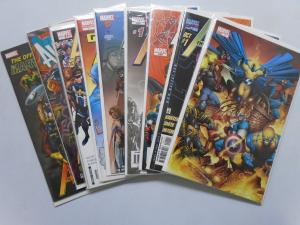 New Avengers (1st Series), SET:#10 DIFFERENT, DIRECT EDITION, 8.0/VF (2005)
