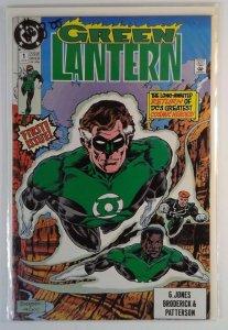 Green Lantern #1 (1990) DC Comics 8.5 VF+ Comic Book