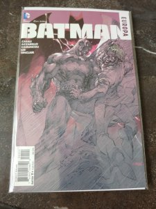 ​BATMAN EUROPA #1 JOKER SERIES WITH BATMAN NM