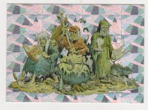 1996 William Stout Saurians & Sorcerers Bonus Card