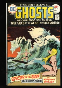 Ghosts #38 VF+ 8.5