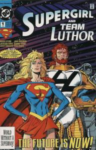 Supergirl/Lex Luthor Special #1 FN; DC | save on shipping - details inside