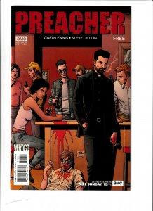 Preacher Special Vertigo Comics #1 VF/NM 9.0 AMC Special Garth Ennis 2016