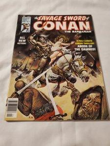 Savage Sword of Conan 11 VF
