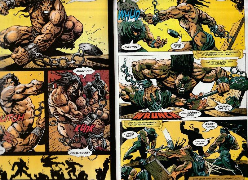 Conan – The Return of Styrm # 1,2,3