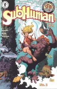 Subhuman #2, NM- (Stock photo)