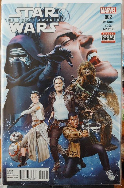 Star Wars: The Force Awakens Adaptation #2 (2016) NM