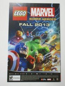 Guardians of the Galaxy #7 (Marvel 2013) Lego Iron Man Variant Leonel Castellani