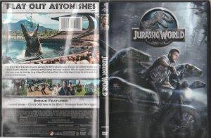 Jurassic World DVD   History repeats itself !!!