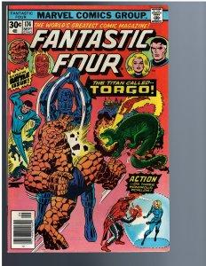 Fantastic Four #174 (1976)