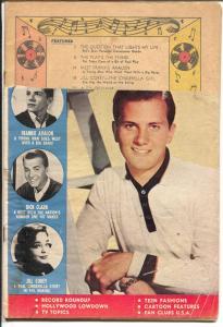 Pat Boone-#5-1960-DC-photo cover-distributor return copy-P