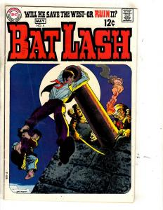Batlash # 4 FN/VF DC Comic Book Silver Age Western Cowboy Cardy Cover Art JL2