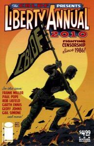 Liberty Comics (2007 series) Annual #2010, NM- (Stock photo)