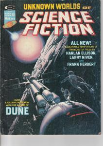 Unknown Worlds of Science Fiction #3