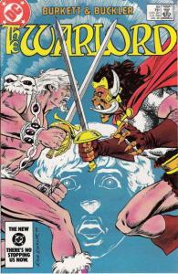 Warlord (DC) #89 VF; DC | save on shipping - details inside