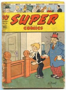 Super #80 1944- Dick Tracy - Dell comics FR