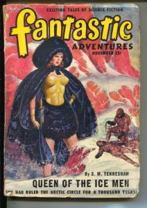 Fantastic Adventures-Pulp-9/1949-Craig Browning-S. M. Tenneshaw