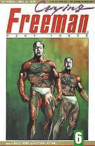 Crying Freeman Part 3 #6 VF/NM; Viz | save on shipping - details inside