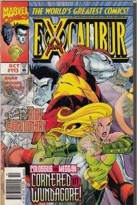 Excalibur #113 (1997)